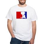 Major League BBQ White T-Shirt