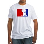Major League BBQ Fitted T-Shirt