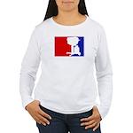Major League BBQ Women's Long Sleeve T-Shirt