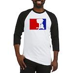 Major League BBQ Baseball Jersey
