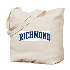 RICHMOND design (blue) Tote Bag