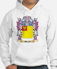 Billo Coat of Arms (Family Crest Hoodie