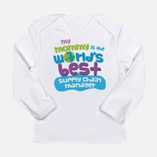 Supply Chain Manager Gi Long Sleeve Infant T-Shirt