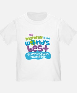 Supply Chain Manager Gift for Kids T