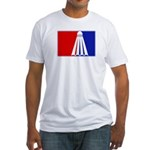 Major League Badminton Fitted T-Shirt