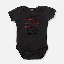 Cute Funny engineer Baby Bodysuit