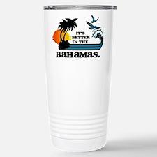 Cute Bahamas Travel Mug