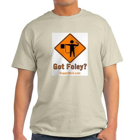 Foley Flagger Sign Light T-Shirt