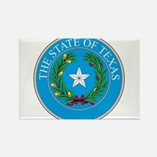 Texas State Seal Magnets