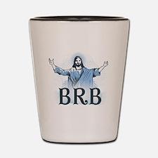 Cool Catholic Shot Glass