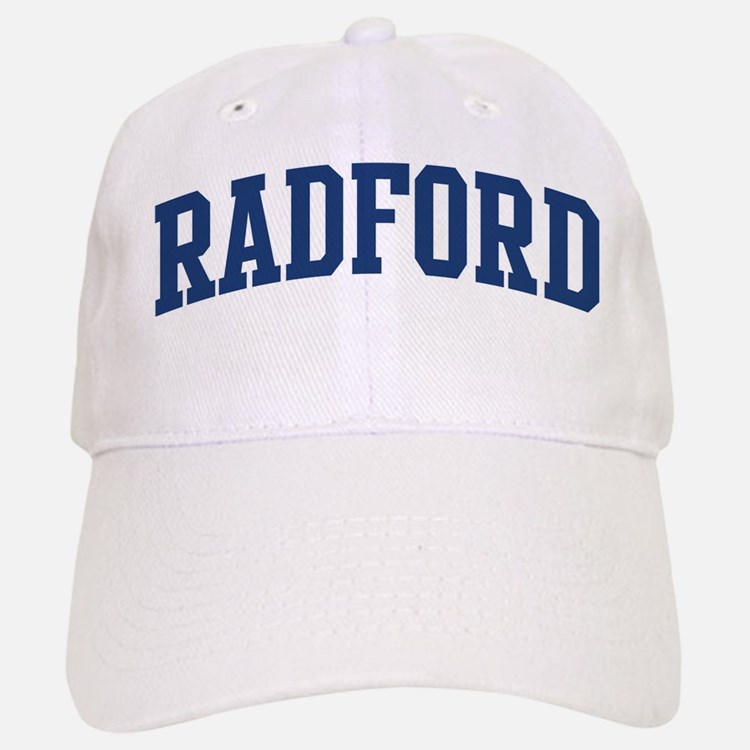 RADFORD design (blue) Baseball Baseball Cap