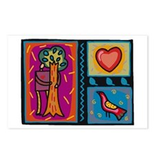Love Nature Postcards (Package of 8)