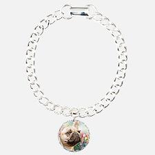 French Bulldog Painting Bracelet