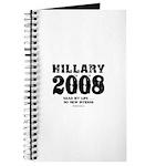 Hillary 2008: No new interns Journal