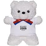 Hillary 2008: No new interns Teddy Bear