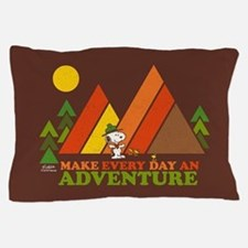 Snoopy-Make Every Day An Adventure Pillow Case
