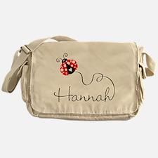 Ladybug Hannah Messenger Bag