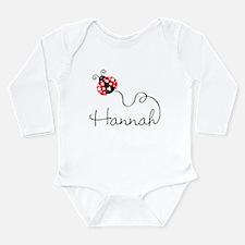 Ladybug Hannah Onesie Romper Suit