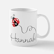 Ladybug Hannah Small Small Mug