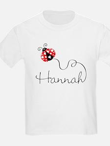 Ladybug Hannah T-Shirt