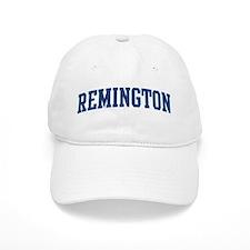 REMINGTON design (blue) Baseball Cap