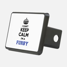 I can't keep calm Im FURBY Hitch Cover