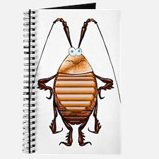 Cockroach 3D Cartoon Journal