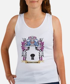 Blankenship Coat of Arms (Family Crest) Tank Top