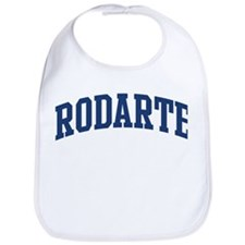 RODARTE design (blue) Bib