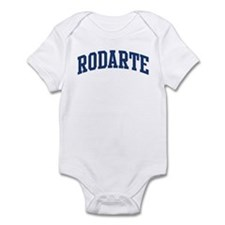 RODARTE design (blue) Infant Bodysuit