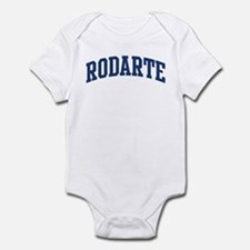 RODARTE design (blue) Infant Bodysuit