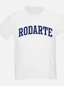 RODARTE design (blue) T-Shirt