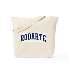 RODARTE design (blue) Tote Bag