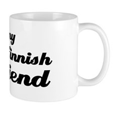 I love my Finnish Girlfriend Mug