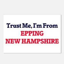 Trust Me, I'm from Epping Postcards (Package of 8)