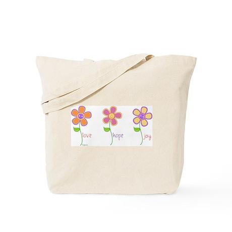 Inspiring Daisies Tote Bag