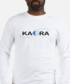 KAGRA Detector Long Sleeve T-Shirt