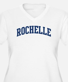 ROCHELLE design (blue) T-Shirt
