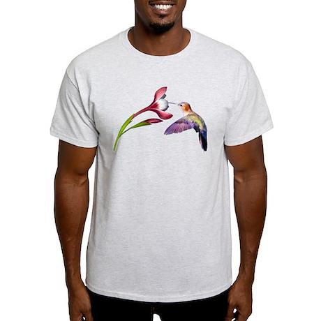 Hummingbird in flight Light T-Shirt