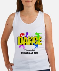 Dance Custom Women's Tank Top