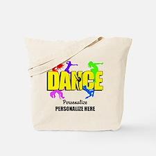 Dance Custom Tote Bag