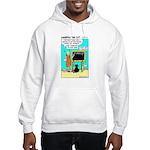 Hooded Sweatshirt featuring a classic comic strip