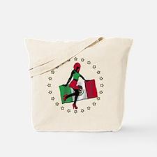 Sexy Girl Mexico 1 Tote Bag