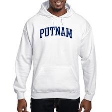 PUTNAM design (blue) Hoodie