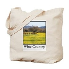 gifts! wine country  Tote Bag