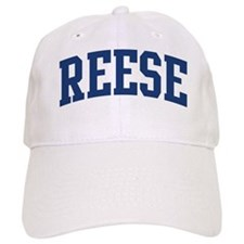 REESE design (blue) Baseball Cap