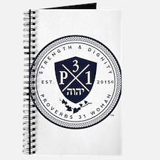 Signature P3One Emblem Journal
