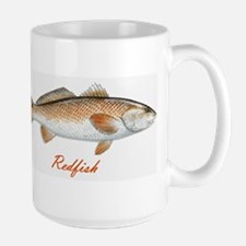 Red Fish Mugs