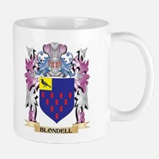 Blondell Coat of Arms (Family Crest) Mugs