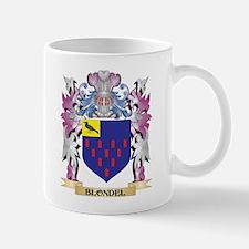 Blondel Coat of Arms (Family Crest) Mugs